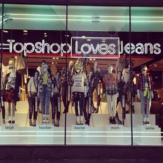 We champion our jeanius shapes and give you the chance to win a brand new pair! Just tweet or Instagram a selfie in your favourite Topshop jeans using #TopshopLovesJeans