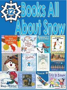 books all about snow