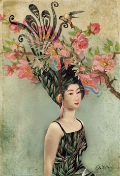 Cherry Tree by Catrin Welz-Stein.
