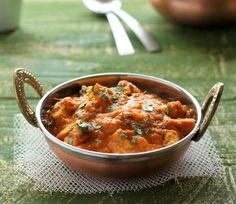 Vegan Richa: Tempeh Tikka Masala with Kale. Vegan Glutenfree