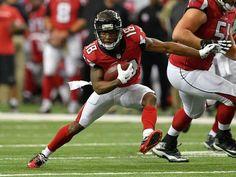 Taylor Gabriel, Atlanta Falcons