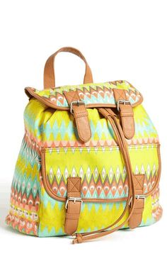 2bcb674039ea Amici Accessories Geometric Print Backpack (Juniors) (Online Only)