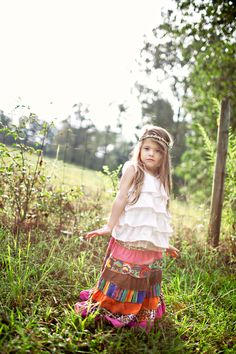 my baby girl will be a little boho chic just like me...