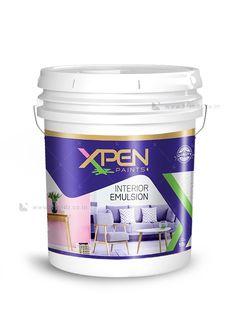 Xpen wall primer Label design by Brandz Food Packaging Design, Branding Design, Pantone Colour Palettes, Paint Buckets, Label Design, Interior Paint, House Painting, Paint Colors, Brand Design