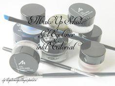 TimeToCreateYourBeauty: Make Up Schule: Gel Eyeliner inkl. Tutorial :)