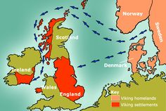 Today we refer to Viking Age Scandinavians generally as Vikings as though they were one group. But the people known as Vikings weren't an entirely homogeneous mass of people. There were Norwe… European History, British History, World History, Ancient History, Uk History, Asian History, Tudor History, History Facts, Viking Facts