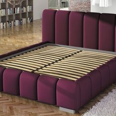Longue bed - Sofas beds furniture shop Oslo Norway Bed Headboard Design, Bed Frame Design, Bedroom Bed Design, Headboards For Beds, Bedroom Decor, Wooden Living Room Furniture, Luxury Bedroom Furniture, Sofa Furniture, Modern Bedroom