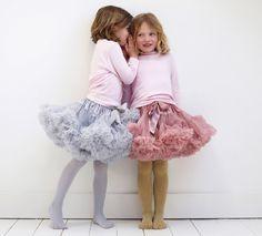Bob & Blossom Ltd. :: Tutus :: Vintage Pink Baby Tutu