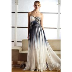 Terani Couture - Evening Dresses, 2013 Prom Dresses, Homecoming... ❤ liked on Polyvore