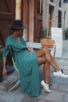 15 Cute Girly Fashion Outfits Ideas For Summer - Oscilling Basic Outfits, Short Outfits, Dress Outfits, Fashion Outfits, Womens Fashion, Maxi Dresses, Casual Outfits, Fashion Trends, Street Style Summer