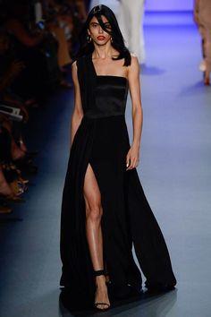 Cushnie et Ochs Spring 2017 Ready-to-Wear Fashion Show - Diana Galimullina