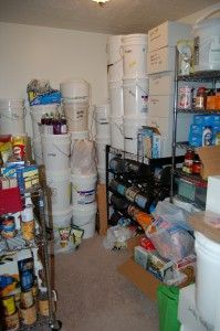 Food storage is only one of many interests and talents of this Mormon woman.