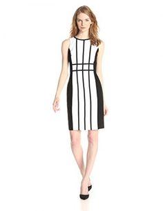 women's color block dresses - Google Search