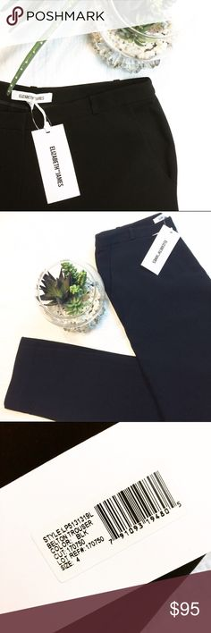 $350 ELIZABETH & JAMES BELTON TROUSERS SOLD OUT!! Brand new with tags 🖤 So incredibly stylish 😍 accepting offers! Elizabeth and James Pants Trousers
