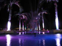 Hotel Playa Cayo Santa Maria: Pool at night - March 2013! Can't wait!