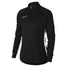 6b748429e0 Nike Dri-FIT Academy Women s Soccer Drill Top Size XL (Black)