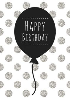 Birthday Quotes : verjaardagskaarten verjaardagskaart-ballon-w. Happy Birthday Wallpaper, Happy Birthday Beautiful, Happy Birthday Girls, Happy Birthday Pictures, Birthday Wishes Quotes, Happy Birthday Messages, Happy Birthday Greetings, Birthday Fun, Birthday Cards