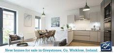 Glenheron, Glenheron, Greystones, Co. Wicklow - New Homes For Sale New Builds, Home, Show Home, New Homes For Sale, Furniture, Living Area, New Homes, House, Home And Family