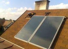 Solární systém Horažďovice http://solarnisystemynaohrevvody.cz/solarni-panely-na-ohrev-vody