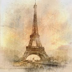 Vintage Paris ❤ liked on Polyvore featuring paris, pictures and backgrounds