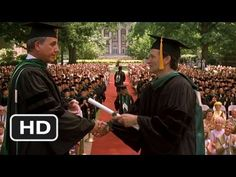 """Watch the clip to """"the end"""". Patch Adams, Harold Gould, Michael Jeter, Adams Movie, Becoming A Doctor, Live And Learn, Popular Tv Series, Forget"""