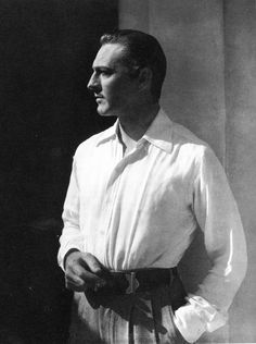 John Barrymore's iconic profile
