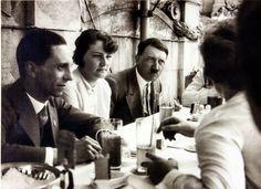 Goebbels - Magda Goebbels (his wife) - Hitler