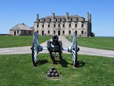 Old Fort Niagara, Youngstown, NY-this was one of my favorite stops