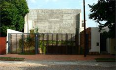 Casa Brisco,© Sergio Ybarra Fernández