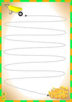 1 из 1 фотографий загружено Autumn Activities For Kids, Kids Learning Activities, Kindergarten Activities, Farm Animals Preschool, Preschool Writing, Education And Development, Kids Education, Tracing Worksheets, Preschool Worksheets