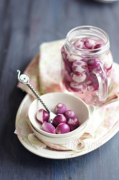 Sirke Wali Pyaaz: Pickled Onions – The Indian Restaurant Way | eCurry - The Recipe Blog
