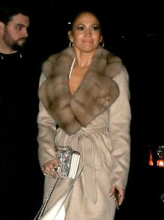 Jennifer Lopez Photos Photos - Actress and pop superstar Jennifer Lopez headed to an after party after an event at Neiman Marcus in West Hollywood, California on January - Jennifer Lopez Heads To An After Party In West Hollywood Jennifer Lopez Photos, West Hollywood, Hollywood California, Kylie Lips, Ll Cool J, Neiman Marcus, Fur Coat, Actresses, January 26