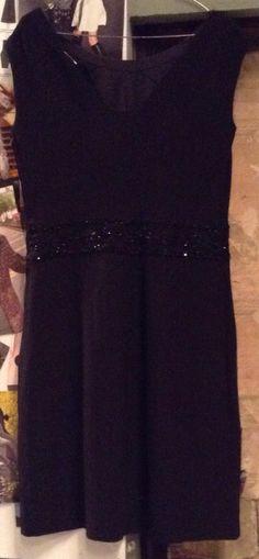 Simple black night dress!  30€