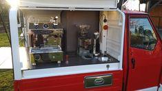 Piaggio Ape, Coffee To Go, Liquor Cabinet, Van, Storage, Home Decor, Technology, Purse Storage, Decoration Home