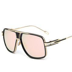baab541f3c New Style 2019 Sunglasses Men Brand Designer Sun Glasses Driving Oculos De  Sol Masculino Grandmaster Square