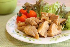 鶏肉のマヨつゆ煮込み(写真をクリックすると、レシピ詳細ページに移ります)
