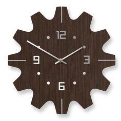 wooden Wall Clock material