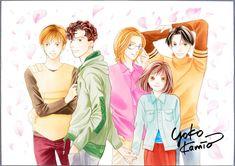 Cute Art Styles, Boys Over Flowers, Yoko, Hana, Fashion Art, Take That, Icons, Black And White, Gallery