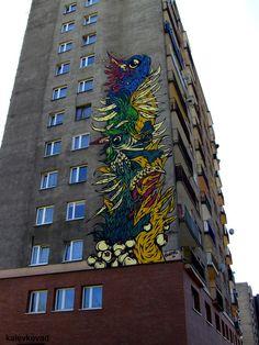 by Swanski, Katowice, Poland