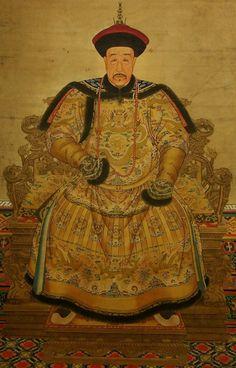 香港武當道緣堂-乾隆皇帝