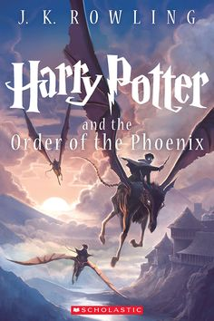 Harry Potter and the Order of the Phoenix | American | 15th Anniversary Edition | Kazu Kibuishi
