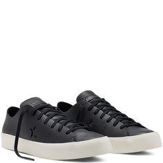CONS One Star Prime Leather Black black/black/egret