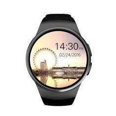 Neueste smart uhr Bluetooth vollbild Armband Smartwatch Telefon Unterstützung SIM TF Karte Herzfrequenzmessung für apple android //Price: $US $76.99 & FREE Shipping //     #smartwatches