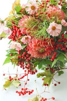 Paris style bouquet 16,200 yen - jardin du I'llony online store