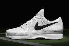 meet 5a07e 3ef6a NikeCourt Zoom Vapor 9.5 Flyknit  Federer's Choice for Wimbledon 2016