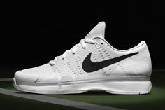 buy online 4b239 ff24b NikeCourt Zoom Vapor 9.5 Flyknit Federer's Choice for Wimbledon 2016