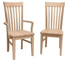 antique wooden kitchen chairs - Google Search