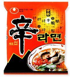 Korea Traditional RAMEN