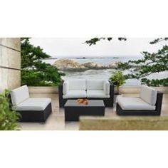 @Overstock - Simple and serviceable, the Camfora is a great choice for any backyard. Classically styled furniture crafted out of all weather materials meant to last, this set will please year after year.http://www.overstock.com/Home-Garden/Camfora-Outdoor-Rattan-4-piece-Set/6698178/product.html?CID=214117 $1,266.99