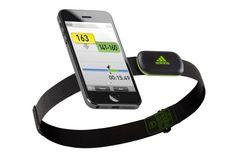 アディダスジャパン、iPhoneなどとBluetooth連携してトレーニングを音声ナビしてくれる脈拍計「adidas miCoach」を限定発売  [In store now] #iPhone